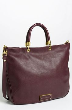 """MARC BY MARC JACOBS 'Too Hot to Handle' Shopper available at #Nordstrom  This is where I say """"Hello Lover"""""""