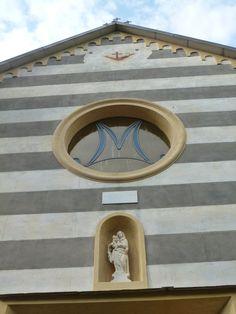 """""""Chiesa di San Francesco"""", Monterosso al Mare, Liguria Italia (Luglio)"""