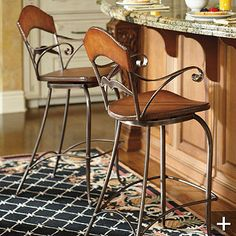 $599, Maynard Bar Stool.  It just figures that the bar stool I like is so expensive :-(