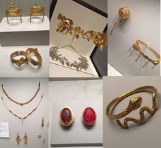 Ritz Jewelers: Beautiful Crowns, Bangles, & Rare Jewels Displayed at the Getty Villa Museum in California. Ritz Jewelers in Los Angeles, Contact for Inquiries for ANY of your Jewelry Needs (213) 624.7664