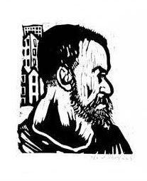 Aad de HAAS, (1920-1972 )uit  1959 Selfies, Dutch, Profile, Artists, Portrait, Drawings, User Profile, Sketches, Dutch People