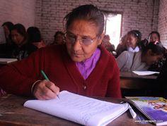 मोहन वैद्यकी पत्नी ५८ वर्षको उमेरमा एसएलसी दिँदै