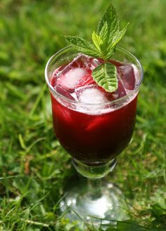 Alchemy in The Kitchen - Simple Ingredients, Magical Food: Blackberry and Mint Cordial – Essence of Summer