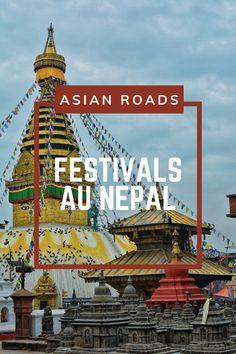 Retrouvez sur cet article le calendrier des festivals ayant lieu au Népal chaque année ! Destinations, Roads, Festivals, Fair Grounds, Fun, Travel, Calendar, Places, Viajes