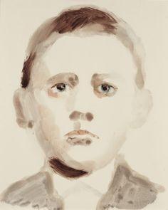 Annie Kevans - Adolf Hitler, Germany 2004 Oil on paper