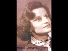 Tak nekonečne krásna- Melánia Olláryová - YouTube