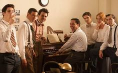 """""""Walt Before Mickey,"""" now playing at the B&B Shawnee 18, is an independent film about the early years of Walt Disney in Marceline, Mo., in Kansas City and in Los Angeles. It was was directed by Khoa Le, 35, who was born in Thailand of refugee Vietnamese parents, raised in the U.S. by a foster family (Mom was Italian, Dad was Irish), and educated at Juilliard."""