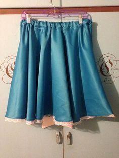 Village Belle Inspired skirt by C80sThingamabobs on Etsy