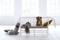 interior elvang design scandinavia Hanne Fuglbjerg Fotograf Entryway Bench, Shoe Rack, Interior, Furniture, Design, Home Decor, Style, Interieur, Hall Bench