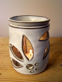 Oil Burners WildWood Pottery click the image for more details. Hand Built Pottery, Slab Pottery, Thrown Pottery, Ceramic Pottery, Pottery Art, Ceramic Art, Ceramic Oil Burner, Pottery Handbuilding, Pottery Designs