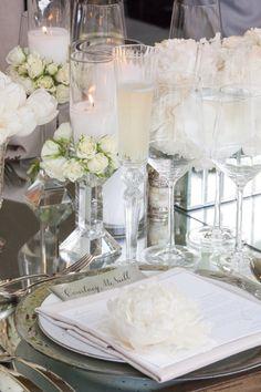 wedding centerpiece idea; photo: Melissa Musgrove Photography