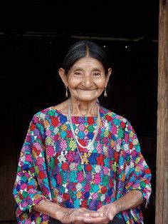 embroidery Guatemalen -