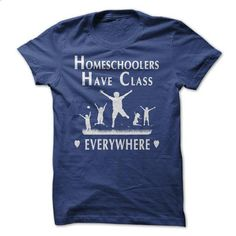 Homeschoolers Have Class Everywhere - #cropped hoodie #hoodie novios. BUY NOW => https://www.sunfrog.com/LifeStyle/Homeschoolers-Have-Class-Everywhere-RoyalBlue.html?68278