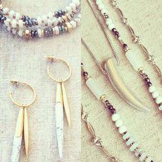 Les Bracelets et BO de la nouvelle co automne et le collier Tiburon de cet été  Mix gagnant !  Sur mon e-shop  http://ift.tt/1P5gAbZ  http://ift.tt/1lmkJx3  #stelladot#stelladotfr #stellaanddot #stelladotstyle#bijou #accessoire #sac #collier#bracelet #instasmile #instamode #mode#fashion#stelladotstylist#vdi#stelladotfrance #bijoux#accessoires#mode