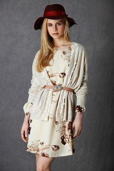 Bohemian design, romantic finishes and Scandinavian influence by Magnolia Clothing