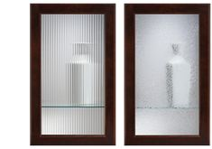 Cabinet Glass - Glass Inserts - Cabinet Door Glass