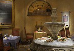 Cairo Marriott Hotel & Omar Khayyam Casino: Ristorante Tuscany