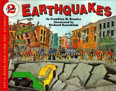 Good experiments to demonstrate earthquakes and vocabulary associated with earthquakes.