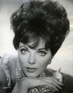 Joan Collins (England) The perennial bad girl.