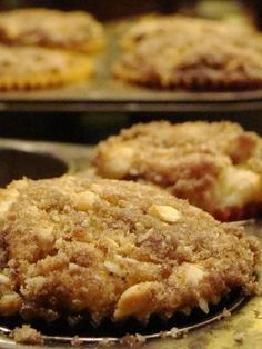 Recipe: Apple Cinnamon 'Menopause Muffins.' (Follow our other boards for detox, fitness, yoga and green living tips: http://pinterest.com/gaiam)