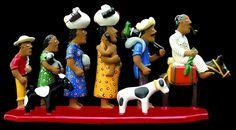 O Nordeste , além da sua musicaalegre e comidatípica, possui também um artesanato de beleza incomparável.  O artesanato pernambucano é ...