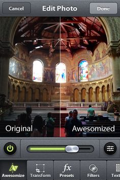 Tekiki (daily free apps listed) Best iPhone App & iPad App: Camera-awesome