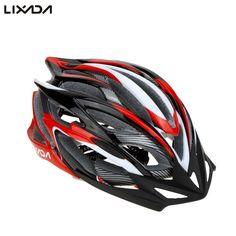 Ultralight EPS MTB Mountain Road Bike Bicycle Helmet Cycling Helmet with Visor