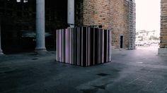 CONTROL is an interactive LED sculpture that invites the audience to use their hands and body to act on its audiovisual patterns. Presented as a standing monolith,… Angel Of The North, Black Clay, Big Show, Antony Gormley, Cat Sitting, Sound Design, Bronze Sculpture, Outdoor Furniture, Outdoor Decor