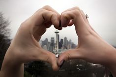 I left a piece of my heart in Seattle. I miss it. I want to show Jason the city (and all my old buddies).