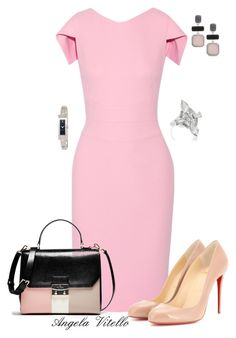 Untitled #614 by angela-vitello on Polyvore featuring polyvore, moda, style, Antonio Berardi, Christian Louboutin, Chico's, Oasis, Gucci, fashion and clothing