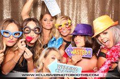 The Lotz wedding reception at Crystal Ballroom Sunset Harbor In Daytona Beach Florida. Sequin Backdrop, Daytona Beach Florida, Photo Booth, Orlando, Wedding Reception, Backdrops, Champagne, Crystal, Sunset
