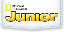 National Geographic Junio logo Leesteksten ralfi