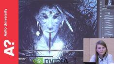 Veera Hokkanen: Speed Sculpting in ZBrush - Aalto Game Dev Competition N...