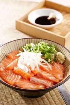 不用去築地、上引水產! 台北10大HK$100內的高質海鮮丼 - HONEY99