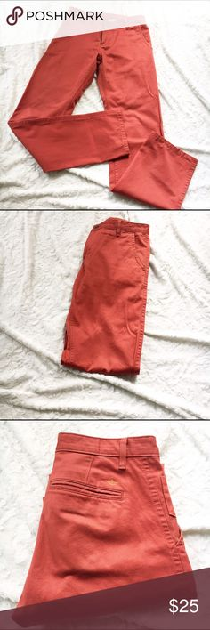 Dockers Alpha Khaki Pants Men's khakis pants in great condition. Just had one small spot in back (pictured). Has two front pockets and two back pockets. 100% cotton. 32X34 Dockers Pants Chinos & Khakis