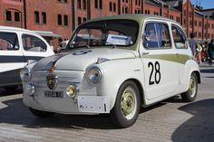 1957 Fiat Abarth 750 Berlina