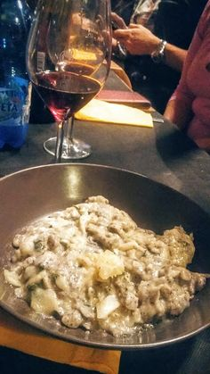 Babbi e le Palle di Pelo: Pizzoccheri Risotto, Chicken, Ethnic Recipes, Food, Lasagna, Meal, Essen, Cubs