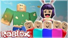ROBLOX - El gigante y mis bebés - Con subs - YouTube puto