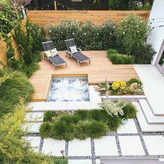 Urban Backyard Ideas Awesome Great Deck Ideas Sunset