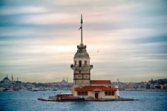 Leander Tower, Istanbul
