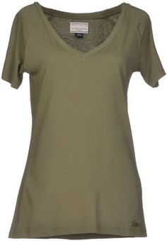 VINTAGE 55 T-shirts - Shop for women's T-shirt - Military green T-shirt