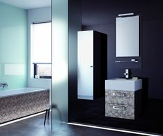Vibe Designer Modular Bathroom Furniture from DesignerBathroomConcepts.com