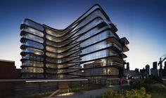 Zaha Hadid Architects in New York | mapolis | Architektur – das Onlinemagazin für Architektur