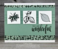 Tea and Stamps: DOStamper STARs Thursday Challenge #284 - Rooted In Nature Card Sketch Challenge
