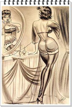 Bill Ward dessinateur