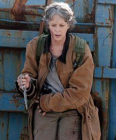 The Walking Dead Season 6 Episode 16 'Last Day On Earth' Carol