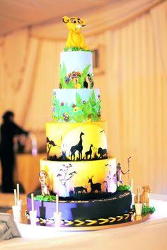 Lion King  Birthday Party Ideas | Photo 1 of 54