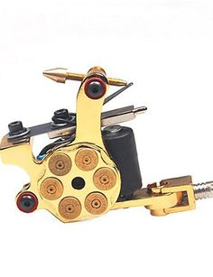 Top Quality Cast Iron Tattoo Machine Liner and Shader Revolver Design *** Check out this great product.
