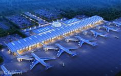 congo architecture | KINSHASA | N'Djili International Airport Expansion . - Page 31 ...