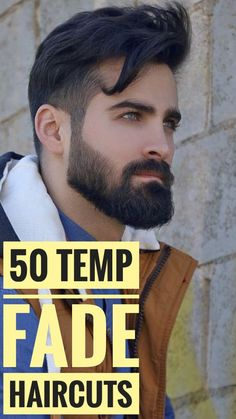 Check out the freshest temp fade haircut trends for men ranging from afro box fades, to mohawk temp fades, crew cuts with line ups, and many more! Mens Hairstyles Pompadour, Trendy Mens Hairstyles, Pompadour Fade, Haircuts For Men, Modern Haircuts, Medium Hairstyles, Hairstyles Haircuts, Wedding Hairstyles, Temp Fade Haircut